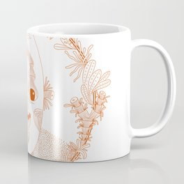 The Circle of Self Portrait Coffee Mug