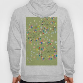 flower / green / color / nature Hoody