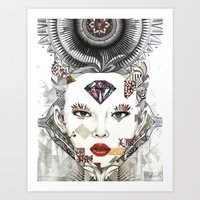 sublime Art Prints featuring Sublime by Teixeira Emanuel (Etex85)