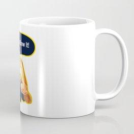 Rosie the Brewer Coffee Mug