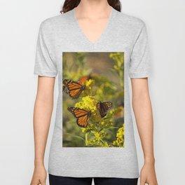Monarchs Unisex V-Neck