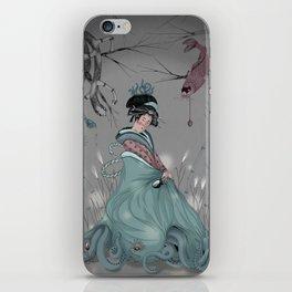 Earl Gray iPhone Skin