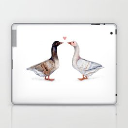 Geese Love Laptop & iPad Skin