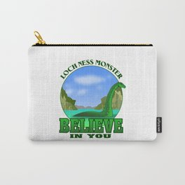 LOCH NESS MONSTER Carry-All Pouch