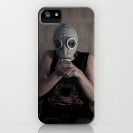 intoxication  iPhone Case