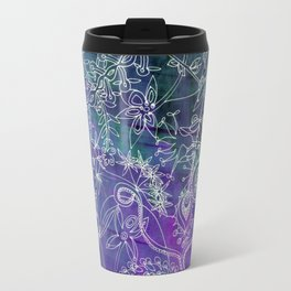 Insidious Flowers Travel Mug