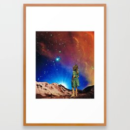 untitled- Framed Art Print