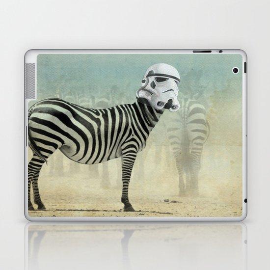 Trooper Stripes  _ Star Wars _ Zebra Laptop & iPad Skin