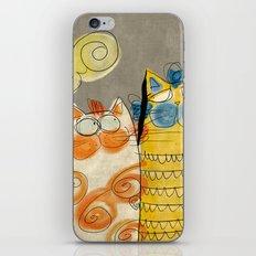 Cats iPhone & iPod Skin