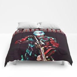 Deadshot Comforters