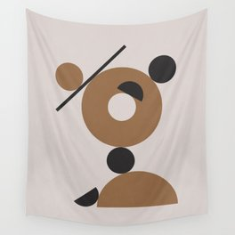 Sculpture III Wall Tapestry