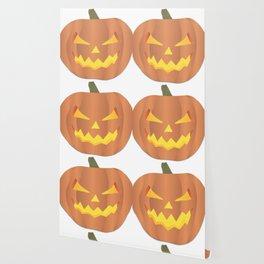 Spooky Pumpkin Wallpaper