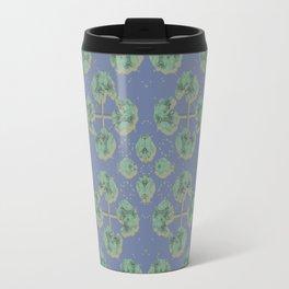 Cranesbill Green Travel Mug