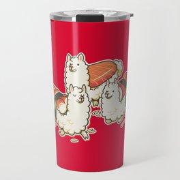 Sushi Lama Travel Mug