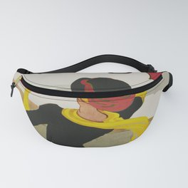 Advertisement avranches st jean le thomas Fanny Pack
