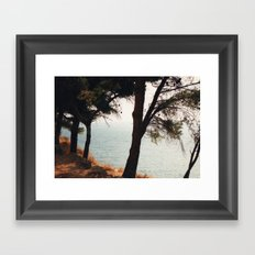 Greece Framed Art Print