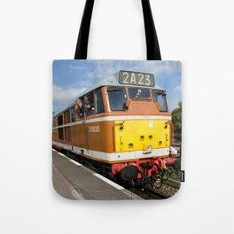 Diesel loco 5830 Tote Bag