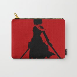 attack on titan misaki Carry-All Pouch