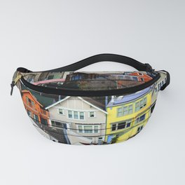 Just Like Puppets Fanny Pack