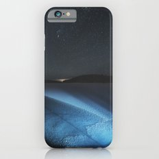 Fracture in Winter Lake Slim Case iPhone 6