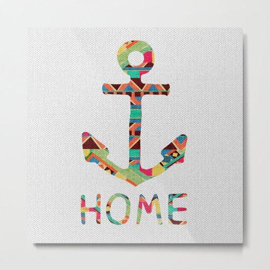 you make me home Metal Print