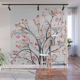 Spring Wall Mural