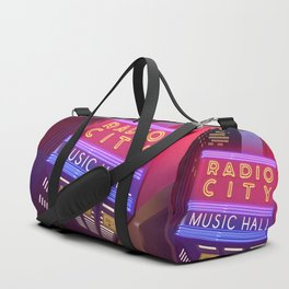 Radio City Music Hall Duffle Bag