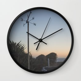 Cape Willoughby Lighthouse Wall Clock