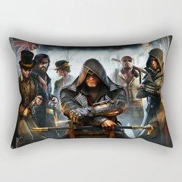 assassin's creed Rectangular Pillow