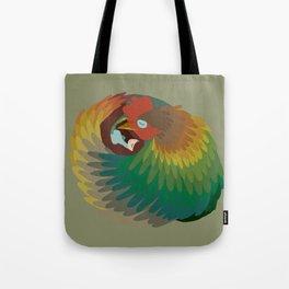 Chicken Dream Tote Bag