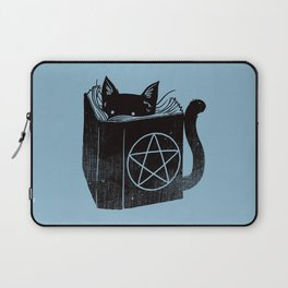 WITCHCRAFT CAT (Blue) Laptop Sleeve