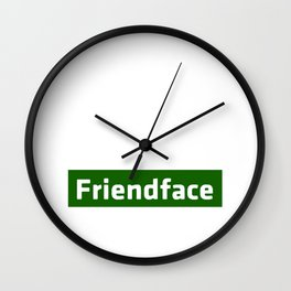 Friendface - The IT Crowd Wall Clock
