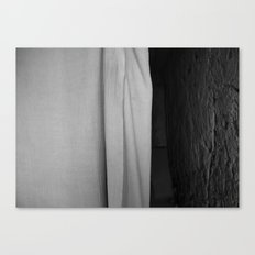 unexposed Canvas Print