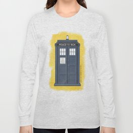 9th Doctor - DOCTOR WHO Long Sleeve T-shirt