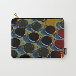 Playing Othello Carry-All Pouch