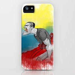 VENEZUELA SCREAM iPhone Case
