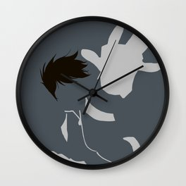 Daisy Johnson Wall Clock