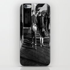 Travellers iPhone & iPod Skin