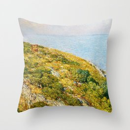 Isles Of Shoals - Digital Remastered Edition Throw Pillow