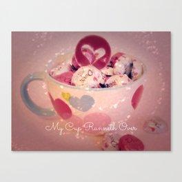 Chock Full O' Chocolate Canvas Print