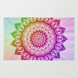 Life in Color Rug