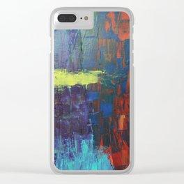 Edgar Clear iPhone Case