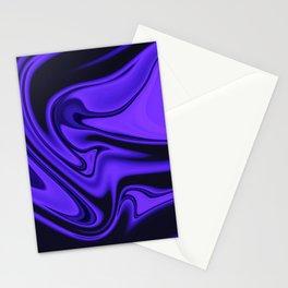 Purple Feelings Stationery Cards