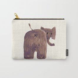 Elephant's butt Carry-All Pouch