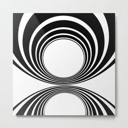 Grignani Inspired 01 Metal Print