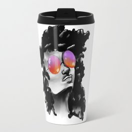 I See Sunsets Travel Mug