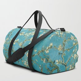 Almond Blossoms by Vincent van Gogh Duffle Bag