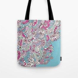 Flower Medley #2 Tote Bag
