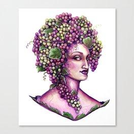 Sauvignon Canvas Print