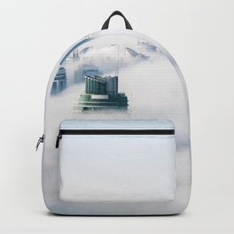 Dubai Above The Clouds United Arab Emirates Ultra HD Backpack